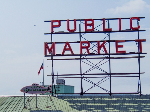 Seattle Public Market