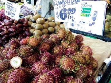 Fruits at Seatte Public Market